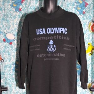 🔥VINTAGE🔥 USA OLYMPIC SWEATER SWEATER